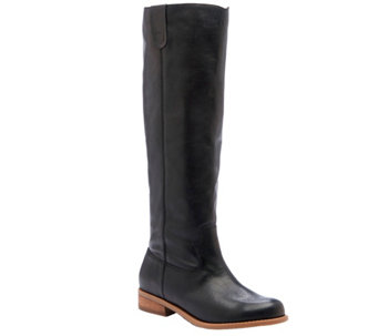 Sole Society Leather or Suede Tall Boots - Hawn - A355974