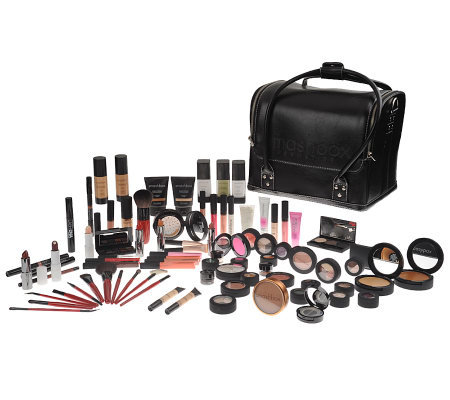 smashbox pro make up artist starter kit with case page 1. Black Bedroom Furniture Sets. Home Design Ideas