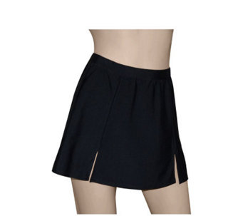 Carol Wior Pull-On Swim Skirt - A178975
