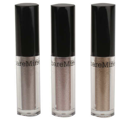 bareMinerals High Shine Eyecolor Trio