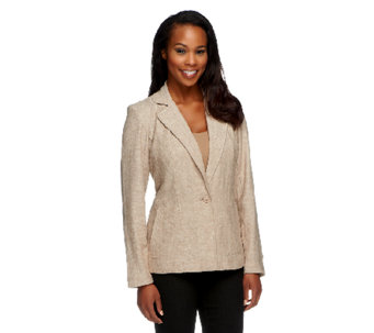 Linea by Louis Dell'Olio Linen Jacket - A253575