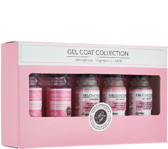 Perfect Formula 5 Piece Gel Coat Color Collection - A272675