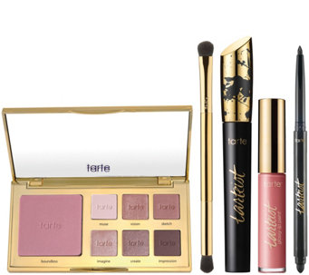 tarte 5-piece tarteist collector's set - A282375