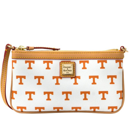 Dooney & Bourke NCAA University of Tennessee Slim Wristlet