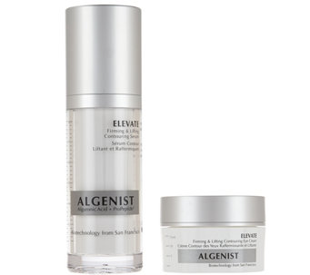 Algenist ELEVATE Firming & Lifting Serum and Eye Cream - A288775