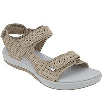 Clarks Cloud Steppers Adjustable Sport Sandals - Brizo Sammie - A288975