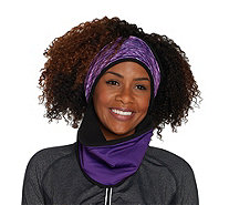 Band-It Neck Gaiter with Attached Headband by Sprigs - A299775