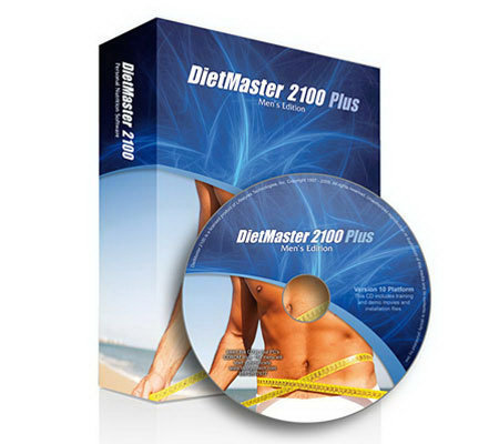 DietMaster 2100 Plus Diet and Meal Planning Software