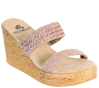 Nomad Wedge Slide Sandals - Newport - A340275