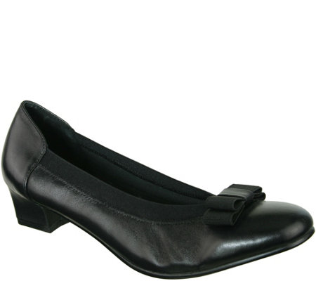 David Tate Leather Pumps - Keeper