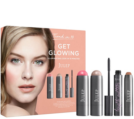 Julep Trend in 10: Get Glowing 4-piece Collection