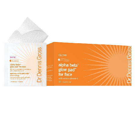 Dr. Gross (50) Alpha-Beta Glow Pads Anti-Aging Self Tanner