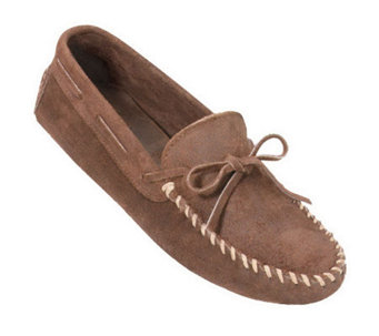 Minnetonka Men's Original Driving Moccasins - A139076