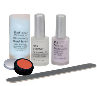 ProStrong Quick & Easy Care for Nails & Hands - A204276
