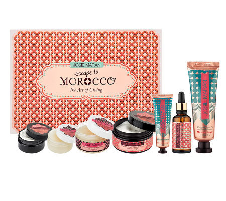 Josie Maran Escape to Morocco 7-pc. Argan Holiday Collection