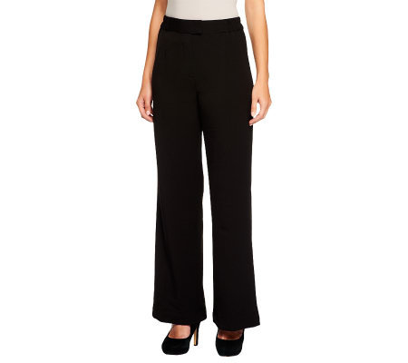 Status by Star Jones Trouser Pants
