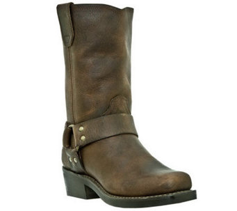 Dingo Leather Motorcycle Boots - Molly - A245476