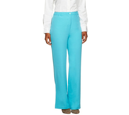 Linea by Louis Dell'Olio Woven Long Pants