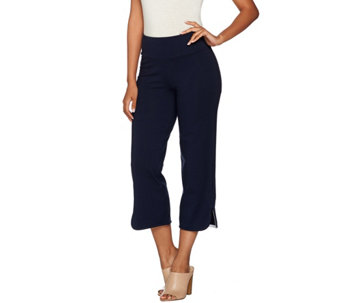 Women with Control Regular Tummy Control Crop Pants - A278776