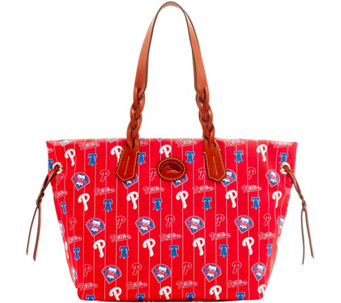 Dooney & Bourke MLB Nylon Phillies Shopper - A281676