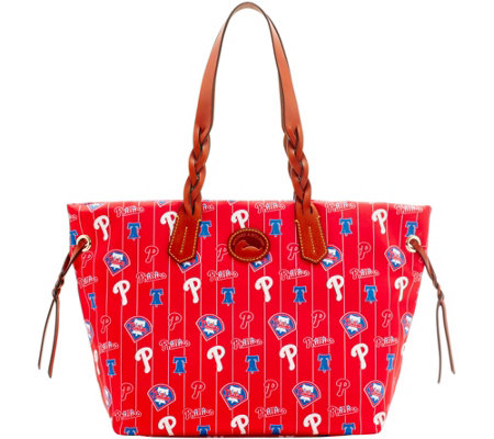 Dooney & Bourke MLB Nylon Phillies Shopper
