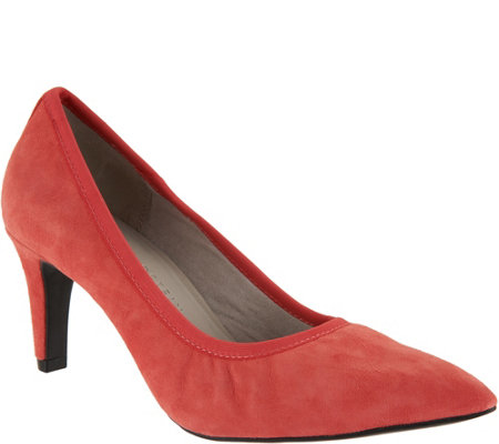"""As Is"" Lori Goldstein Collection Novelty Pumps"