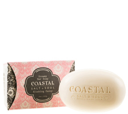 Coastal Salt & Soul Dreamy Bar Soap