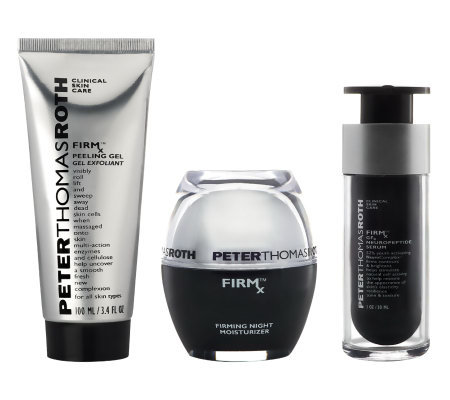 Peter Thomas Roth FirmX 3-Piece System