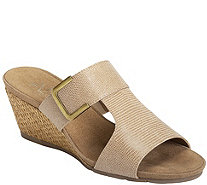 A2 by Aerosoles Wedge Sandals - Lemon Cake - A413576