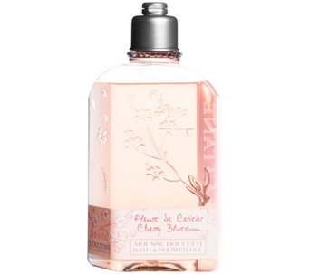 L'Occitane Cherry Blossom Shower Gel - A176277