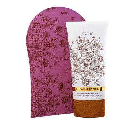 tarte Maracuja Self-Tanner & Application Mitt