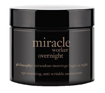 philosophy miracle worker overnight 2oz moisturizer Auto-Delivery - A253077