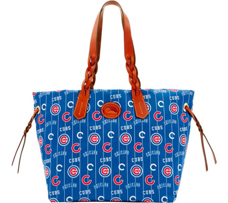 Dooney & Bourke MLB Nylon Cubs Shopper