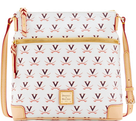 Dooney & Bourke NCAA University of Virginia Crossbody