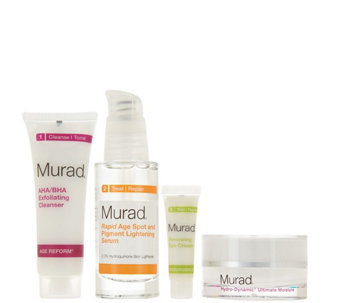 Murad 4-Piece Ultimate Favorites Starter Kit - A284377