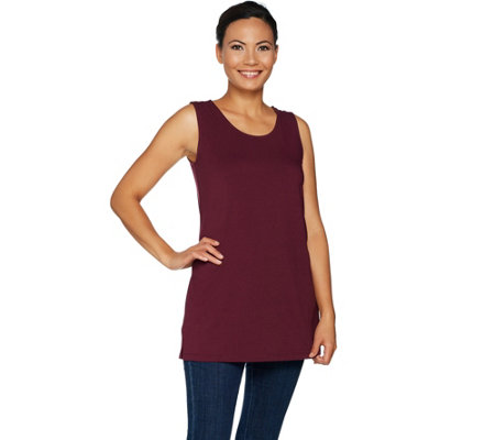 Belle by Kim Gravel Tunic Tank Top