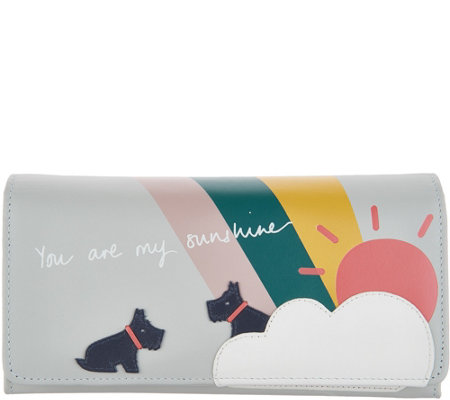 "RADLEY London ""You are my Sunshine"" Large Flapover Wallet"
