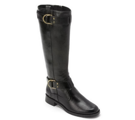 Aerosoles Ride Line Equestrian Style Riding Boots
