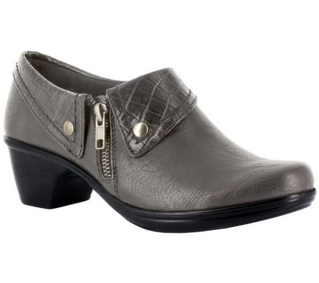 Easy Street Shooties with Side Zip - Darcy