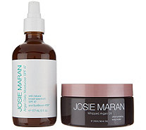 Josie Maran Super-Size Anti-Aging Argan Daily Hydration Duo - A342577