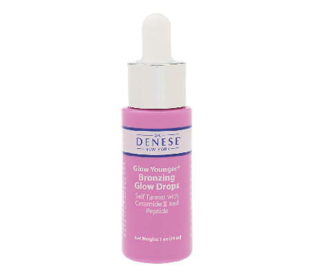 Dr. Denese Glow Younger Bronzing Glow Drops, 1oz.