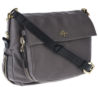 orYANY Italian Grain Leather Shoulder Bag - Corrine - A266678