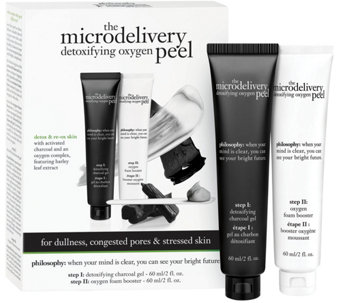 philosophy microdelivery detoxifying oxygen peel - A275178