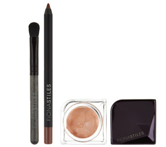 Fiona Stiles Eye Veil w/ Ultra Smooth Liner & Brush - A286878