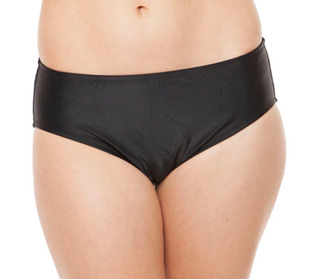Simply Swim Solid Control Brief