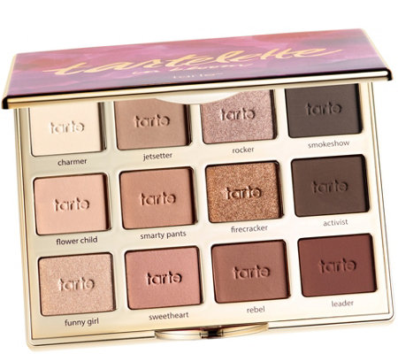 tarte Tartelette in Bloom Clay Eye Shadow Palette