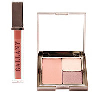 Gallany 2-Piece Eyes & Lip Kit - A359778