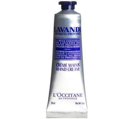 L'Occitane Lavender Hand Cream, 1 oz