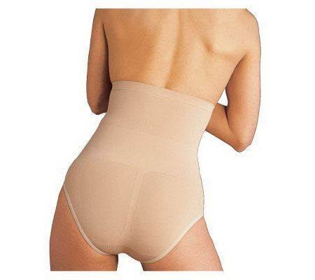 Lipo in a Box Firm Control High Waist ShapewearBrief Panty