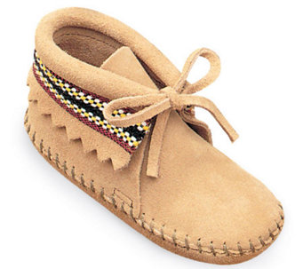 Minnetonka Infant's Braid Booties - A241279